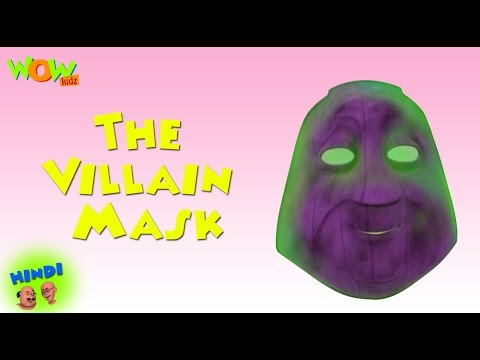The Villain Mask - Motu Patlu in Hindi WITH ENGLISH, SPANISH & FRENCH SUBTITLES