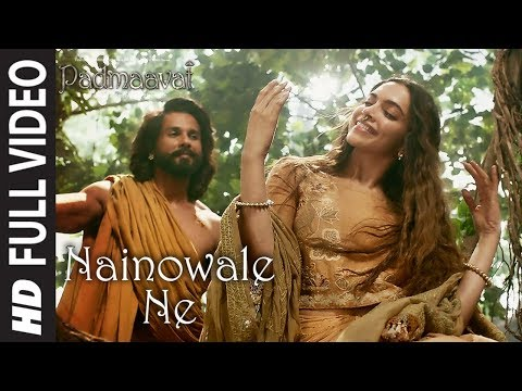 Xxx Mp4 Nainowale Ne Full Video Song Padmaavat Deepika Padukone Shahid Kapoor Ranveer Singh 3gp Sex