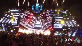 Ultra Music Festival 2016, Martin Garrix Lions In the Wild