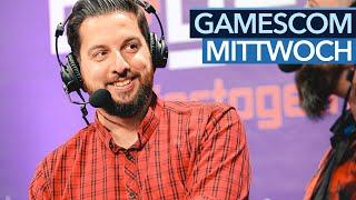 Jetzt: Talk-Runde: E-Sports und der Durchbruch - #gctogether - Ab 16:00 Uhr: gamescom-Magazin