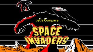 Let's Compare  ( Space Invaders )