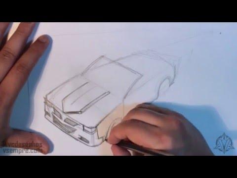 Aula 08 Desenhando Carros