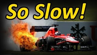 Worst Setup & Car Challenge! Codemasters F1 Game