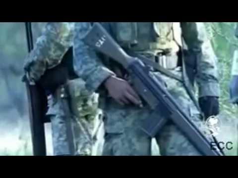 Matan 27 Sicarios Al Enfrentarse Con Militares en Cd. Mier Tamaulipas