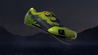 #ZEROLOSS - SCOTT Carbon Cycling Shoes