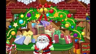 Santa's Cabin Fantage music