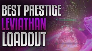 Destiny 2 - Best PRESTIGE Leviathan Raid Loadout!