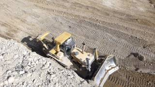 Cat D10N - Before we had a drone.