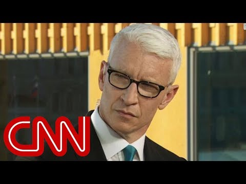 Anderson Cooper Disgraceful performance by Trump during Putin meeting