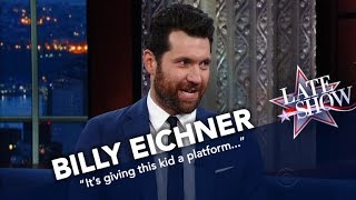 Billy Eichner Announces He Will Perform At Trump