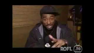 2Pac  on  Yo MTV Raps 1990