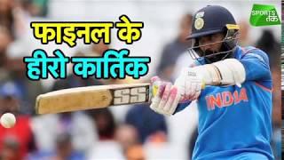 छक्का लगाया, मैच जिताया, हीरो बने | Sports Tak