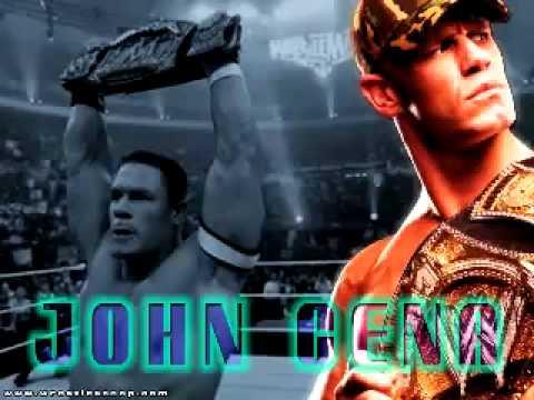 اغنية المصارع جون سينا
