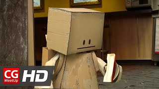 """CGI Animated Short """"Read Between The Lines Music Video"""" by Alaska Pollock"""