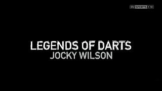 Legends of Darts Jocky Wilson