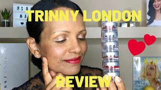 TRINNY LONDON REVIEW