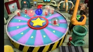Mario Party 4 Game Episode 1-Intro, Toad's Midway Madness, & Bowser Bop Challenge