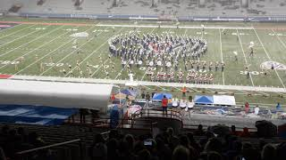 """2018 """"The Pride of Arizona"""" Marching Band @ The U of A Band Day 10/13/18."""