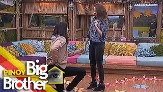 Pinoy Big Brother Season 7 Day 75: Tommy, may nakakatuwang proposal para kay Miho