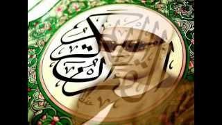 تلاوه رائعه  لفضيلة الشيخ محمودحسنين الكلحي (رحمه الله)