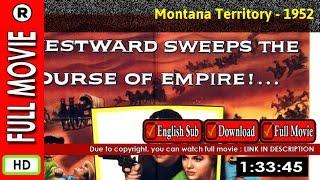 Watch Montana Territory (1952)