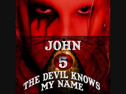 John 5 - Welcome To The Jungle (instrumental Guns 'N' Roses cover)
