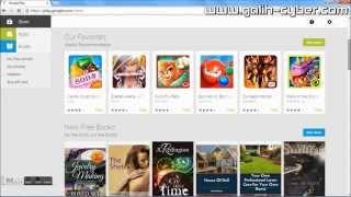 Cara Download Aplikasi dan Game Android Google Play di PC Tanpa Software