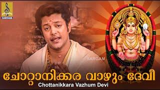ചോറ്റാനിക്കര വാഴും ദേവി - മധു ബാലകൃഷ്ണൻ - a song from Amme Narayana