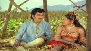 Raja At Crop With Rohini - Narasimha Raju