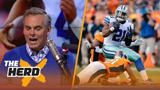 Dallas Cowboys and Green Bay Packers both lose during Week 2 - Colin Cowherd reacts   THE HERD