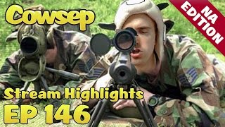 Cowsep Stream Highlights EP 146: American Sniper