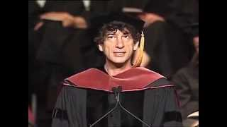 Neil Gaiman at the University of the Arts 2012