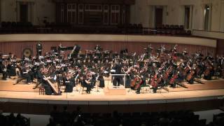 Adagio of Spartacus and Phrygia by Khachaturian - Played by the Emory Youth Symphony Orchestra