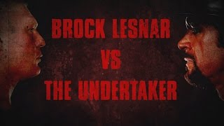 An in-depth look at The Undertaker and Brock Lesnar's final chapter: Raw, October 12, 2015