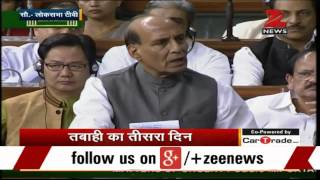 India stands with Nepal during this difficult time: Rajnath Singh