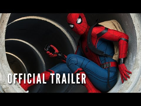 SPIDER MAN HOMECOMING Official Trailer 3 HD