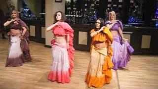 Gypsy Skirt Dance