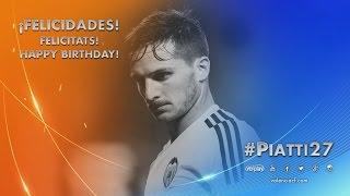 Enjoy Pablo Piatti's best moments on his 27th birthday