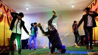 Hailakandi Sajan laskar dangerous dance with his partners.!! Bengali song!!