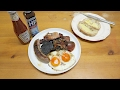 Download Video Download Full English Breakfast + London Borough Market = Best Traditional Recipe 3GP MP4 FLV