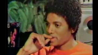 RARE:  Michael Jackson in a late 70s sit down candid interview clip.