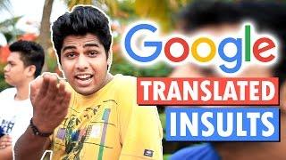 Rascalas | Google Translated Insults