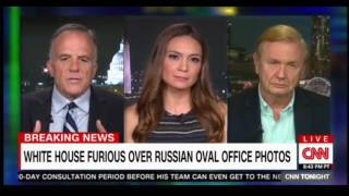 White House Russia Tricked us  Tweeted out private photos CNN Don Lemon Panel discussion