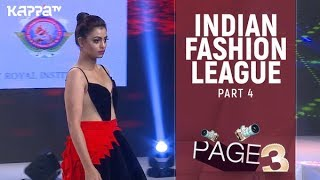 Indian Fashion League Season 3(Part 4) | Rosy Royal Institution | Page 3 | Kappa TV
