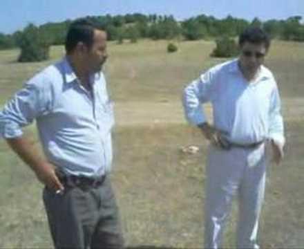 Amasya Saz Köyü Sazköy Sulama Projesi 2