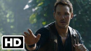 Jurassic World: Fallen Kingdom Official Trailer (2018) Chris Pratt, Bryce Dallas Howard