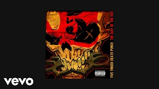 Five Finger Death Punch - A Place to Die (Official Audio)
