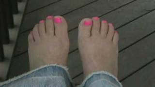 AWESOME Neon Nail Polish For Bright Sexy Hands & Feet For Summer Fingernails And Toenails Toes