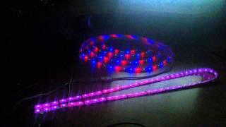 Цветомузыка своими руками для RGB ленты.