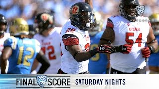Highlights: Joe Williams rushes for 332 yards, leads Utah football to win over UCLA